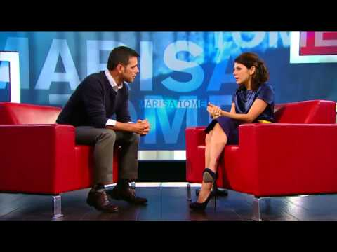 Marisa Tomei on George Stroumboulopoulos Tonight: Interview