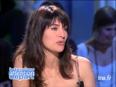 Interview attention au départ Caterina Murino - Archive INA
