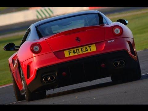 Ferrari 599 GTO compilation - BRUTAL SOUNDS - 1080P