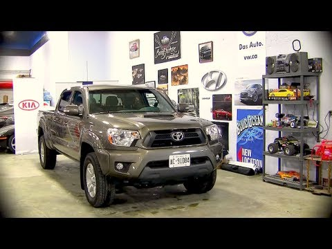 2013 Toyota Tacoma Review, 2014 Camaro Z/28 Sneak Peek