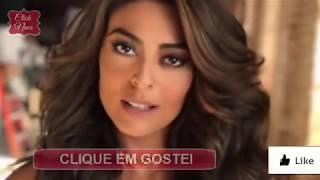 Doente e afastada da Globo atriz Juliana Paes QUEBRA o silêncio revela DETALHES da DOENÇA.