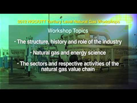 Natural Gas workshop