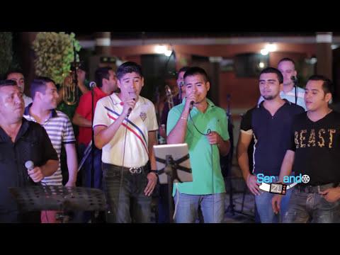 Los Nuevos Rebeldes Ft. Grupo Rebeldia Ft. Banda La Conquista - El Changuito (En Vivo 2014)