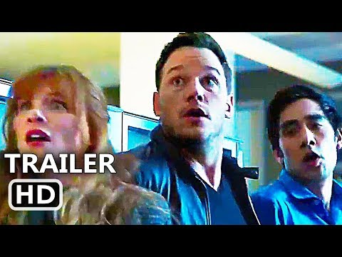 JURASSIC WORLD 2 Funny Promo Clip Trailer (2018) Chris Pratt, Bryce Dallas Howard Movie HD