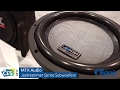 MTX Audio JackHammer Series Subwoofers CES 2017 mp3