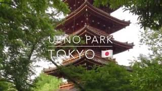 Ueno Park - Tokyo, Japan