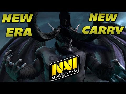 Crystallize NEW ERA NEW CARRY - Natus Vincere Dota 2