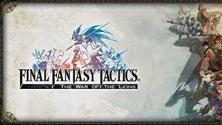 Final Fantasy Tactics: The War of the Lions - El peor escudero de la historia 1