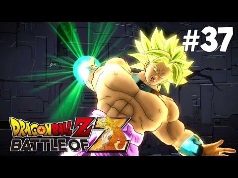Dragon Ball Z Battle Of Z: Omega Blaster! (Co-op Playthrough #37)