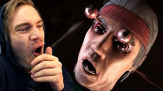 BEST. FATALITY. EVER. - Mortal Kombat X (All Fatalities) | PewDiePie