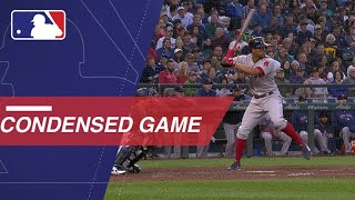 Condensed Game: BOS@SEA - 6/14/18