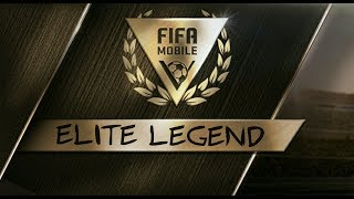 ELITE LEGEND IN PACK - FIFA 17 MOBILE (ANDROID) PACK OPENING