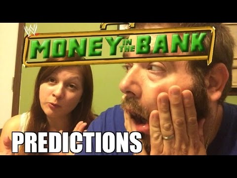 Grim's WWE MONEY IN THE BANK 2015 PPV Predictions and Full Match Card PREVIEW!
