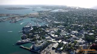 Aerial Drone Tour of Key West Florida in 2015