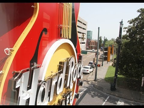 New Hard Rock Cafe Memphis opens July 3, 2014
