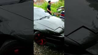 Mazda Astina 323 Rocket Bunny wide Body over fender
