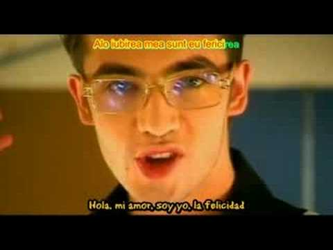 O-zone - Dragostea Din Tei Karaoke video