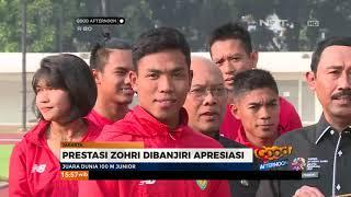 Download Lagu Bincang Atlet:M Zohri Si Peraih Medali Emas Lomba Lari 100 M Gratis STAFABAND