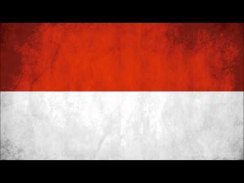 Anthem of Indonesia - Indonesia Raya - Slower