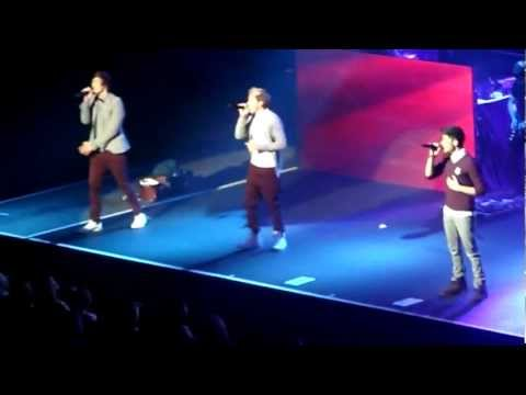 Everything About You - One Direction - Birmingham NIA
