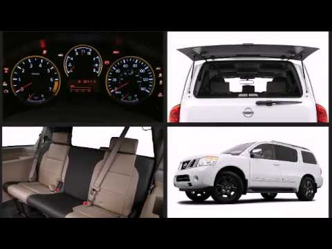 2014 Nissan Armada Video