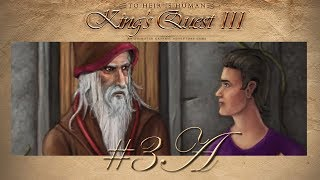 TIE UP LOOSE ENDS!: King's Quest 3 Part 3A