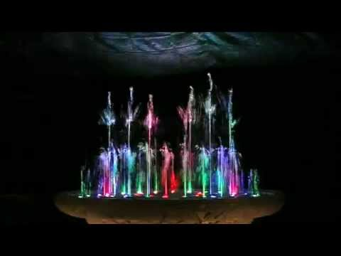 Indoor Musical Fountain