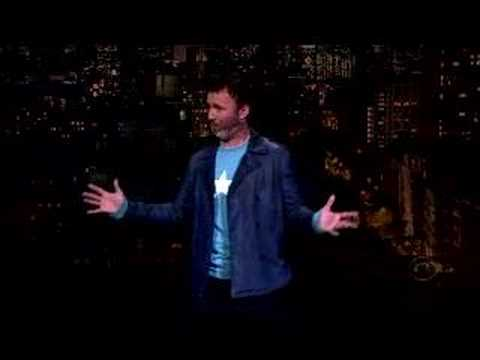Tommy Tiernan on Letterman Show