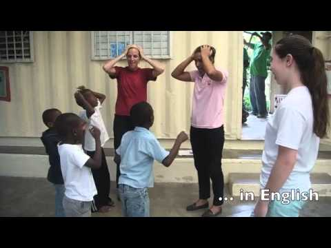 The Montessori School in Batey Lecheria in the Dominican Republic