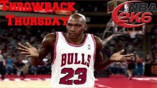 San Antonio Spurs vs Los Angeles Lakers in NBA 2K6 (Throwback Thursday)