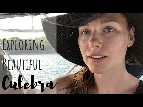 Exploring Beautiful Culebra [EP 22] | Sailing Millennial Falcon | Sailing Around The World