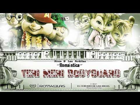 Alvin And The Chipmunks - Teri meri prem kahani Bodyguard (Kareena...