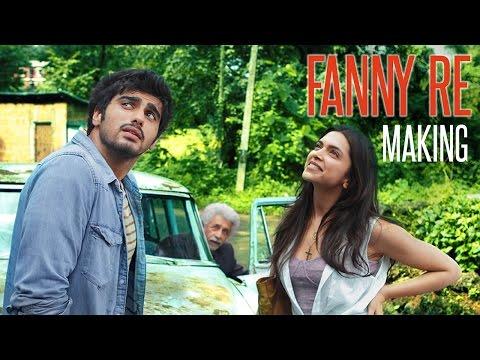 Fanny Re Making - Deepika Padukone, Arjun Kapoor | Finding Fanny