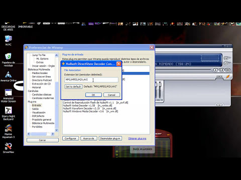 COMO REPRODUCIR VIDEOS MKV CON WINAMP