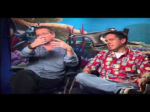 Finding Nemo: Andrew Stanton And Lee Unkrich Interview Part 2 Of 3
