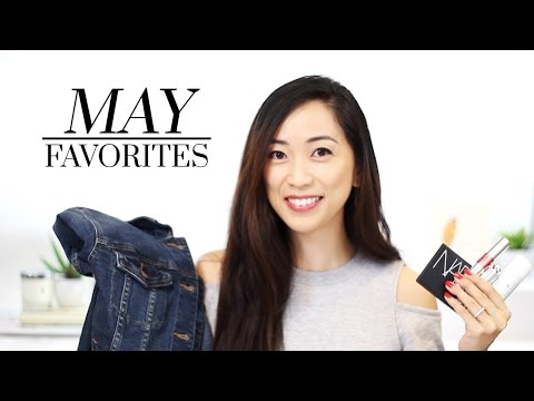 May Favorites 2016 Fashion & Beauty | LookMazing