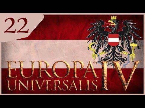 Europa Universalis IV Multiplayer Great Powers: Austria #22