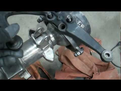 Make BOMBPROOF Toyota 4x4 steering stops for the soild front axle! SFA DIY How To
