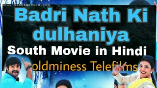 🎬New South Indian Movie In Hindi Dubbed || badrinath ki dulhaniya south movie in hindi