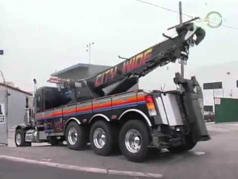 Мегамашины - Эвакуатор грузовиков