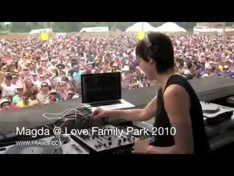 MAGDA @ LOVE FAMILY PARK 2010 Music Videos