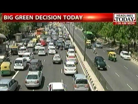 National Green Tribunal To Decide Fate Of Decades Old Diesel Cars In Delhi