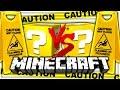 Minecraft: SPLEEF LUCKY BLOCK CHALLENGE | FALLING IN HOLES