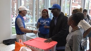 UK Family Welcomes New Wildcats at Move-In 2016!