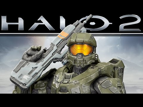 Halo Master Chief Collection Gameplay!