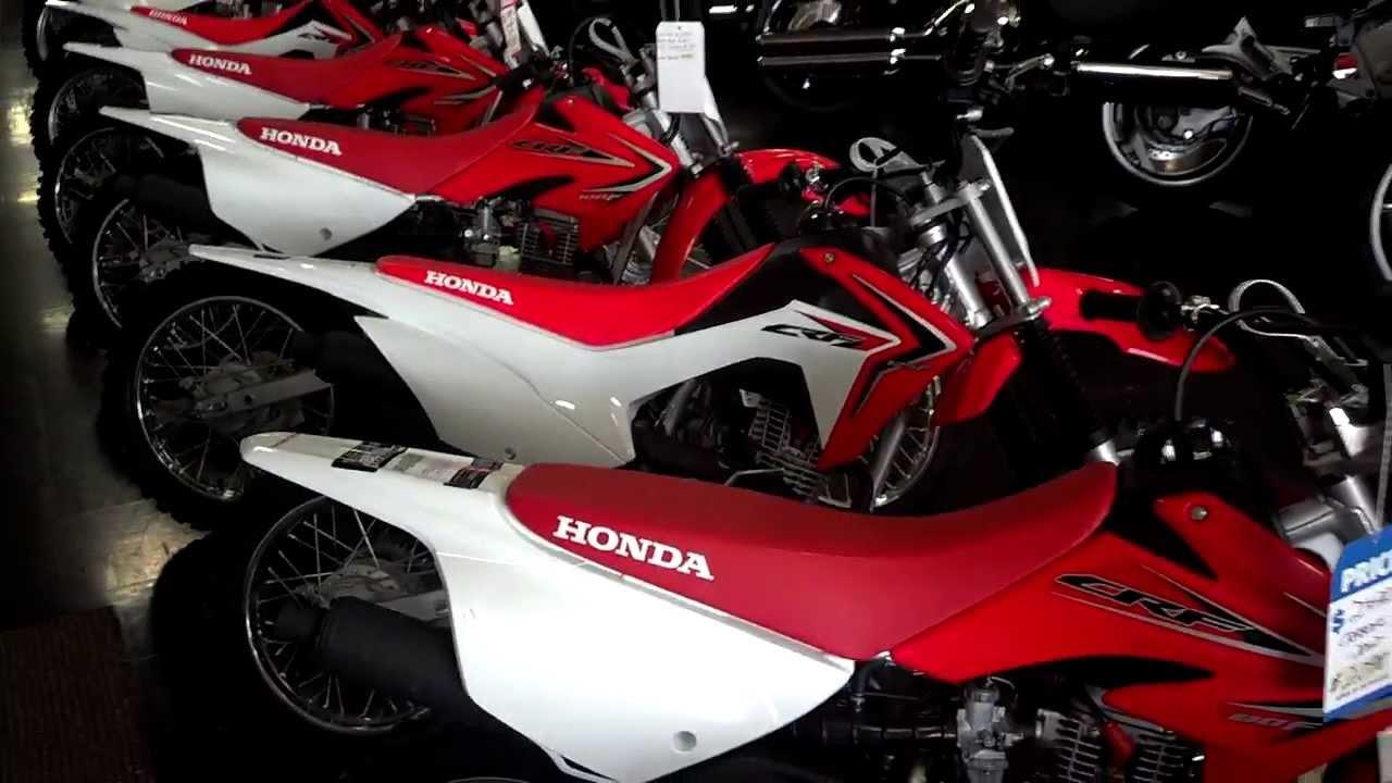 Honda crf dirt bike dealer chattanooga tn honda of for Honda motorcycle dealers in tennessee