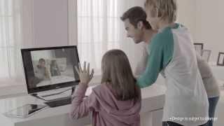 Samsung win8 software smartPC - Hands On Video - S Camera,  S Gallery