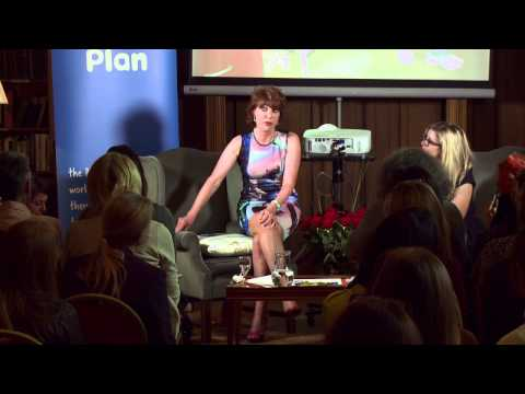 Kathy Lette on girls' rights, the menopause and how feminism can be funny (Plan Talks)