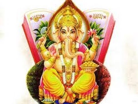 Sri Ganesh.astottara Satanamavali.vedio Text In Telugu Mp4 video