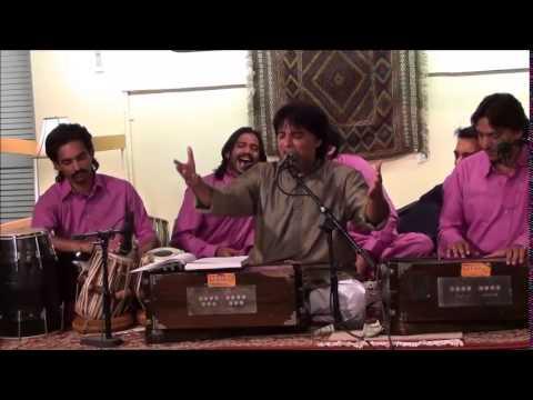 Jo Mangata Hussain Ka Hai  - New Kalam Recited By Zaman Zaki Taji In New York video